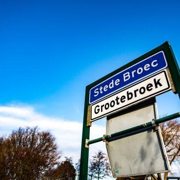 Oppositie wil sneller informatie College Stede Broec