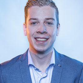 Jongste VVD-kandidaat gaat er voor