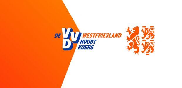 Logo van de VVD Westfriesland