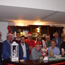 De VVD wenst iedereen fijne feestdagen