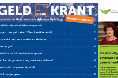 VVD Stede Broec wijst College op Geldkrant