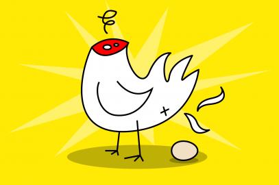 """""""Coalitie verhoogt belastingen als een kip zonder kop"""""""