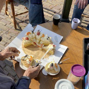 VVD Stede Broec zet drie organisaties in het zonnetje